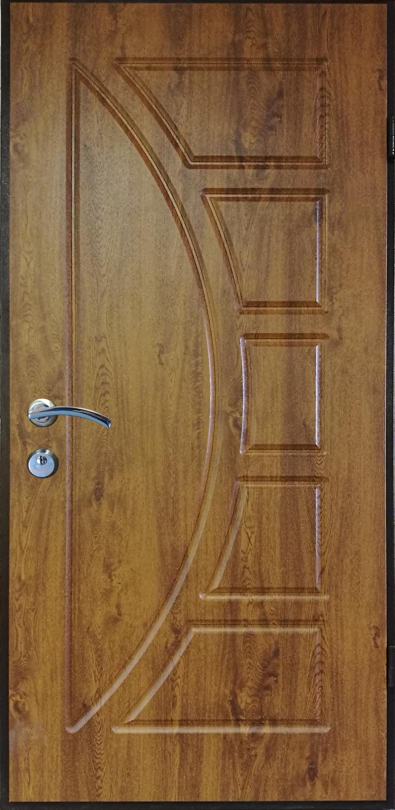 Lauko durys ARMAT2-108 86D auksinis ąžuolas